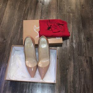 Christian Louboutin So Kate Size 39.5/US 8.5